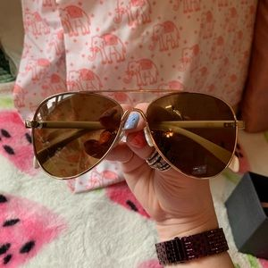 Accessories - Sunflower aviator sunglasses